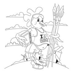 Akční kuře