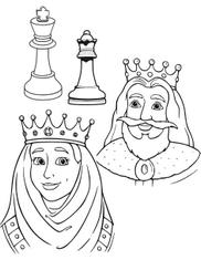 Dáma a král
