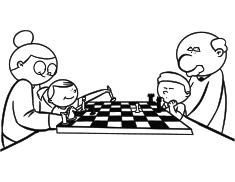 Děti a šachy