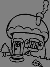 Domeček hříbeček