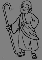 Mojžíš pastýř