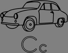 Písmeno C