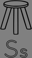 Písmeno S