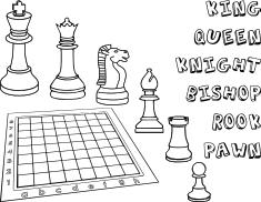 Šachové figurky