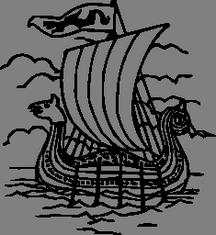 Vikingská loď